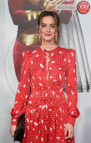 Leighton Meester - Hollywood - 29-03-2019 - Shazam!: le immagini della premiére di Los Angeles