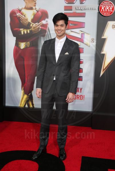 Ross Butler - Hollywood - 29-03-2019 - Shazam!: le immagini della premiére di Los Angeles