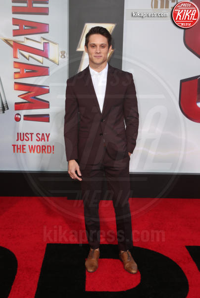 Timothy Granaderos - Hollywood - 29-03-2019 - Shazam!: le immagini della premiére di Los Angeles