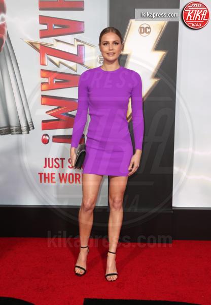 Ida Lundgren - Hollywood - 29-03-2019 - Shazam!: le immagini della premiére di Los Angeles