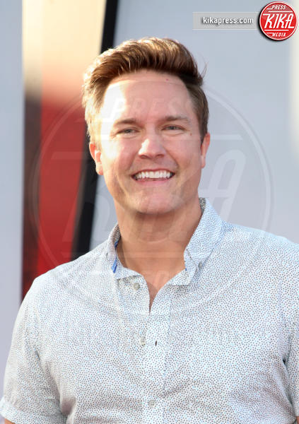 Scott Porter - Hollywood - 29-03-2019 - Shazam!: le immagini della premiére di Los Angeles