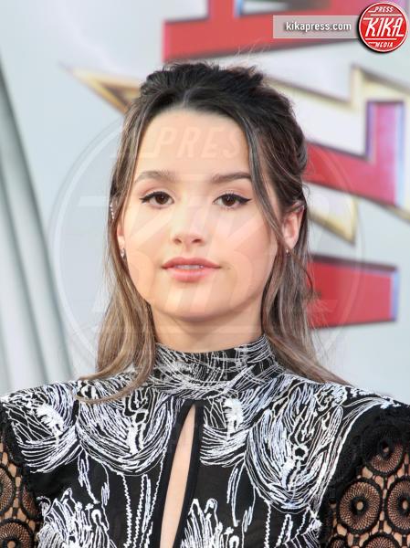 Annie LeBlanc - Hollywood - 29-03-2019 - Shazam!: le immagini della premiére di Los Angeles