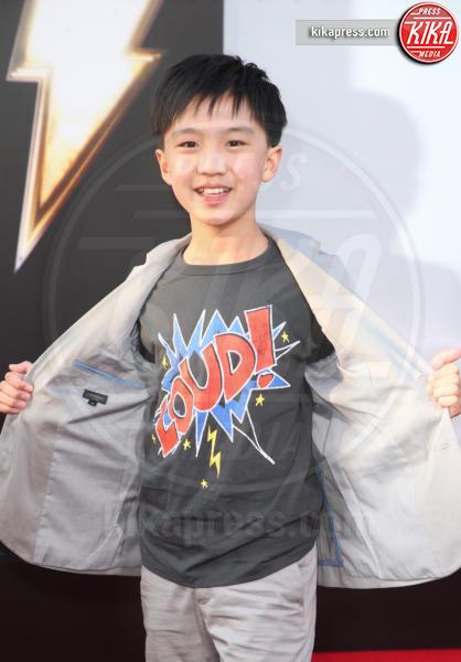Ian Chen - Hollywood - 29-03-2019 - Shazam!: le immagini della premiére di Los Angeles