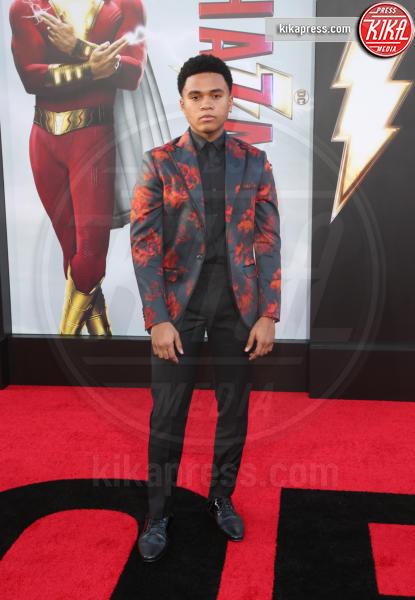 Chosen Jacobs - Hollywood - 29-03-2019 - Shazam!: le immagini della premiére di Los Angeles
