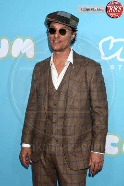 Matthew McConaughey - Los Angeles - 29-03-2019 - GF, Guendalina Canessa rifiutò McConaughey! Scopri il motivo