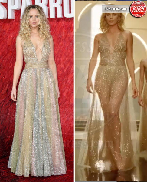Jennifer Lawrence, Charlize Theron - 01-04-2019 - Charlize Theron e Jennifer Lawrence, chi lo indossa meglio?
