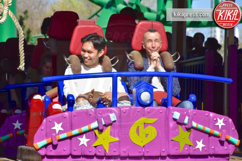Arturo Brachetti - Gardaland - 30-03-2019 - Gardaland: le star si immergono nel Year of Magic