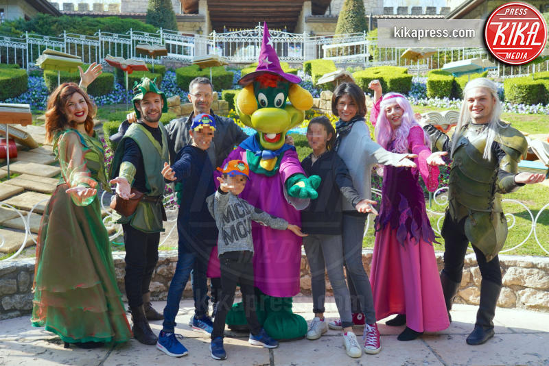 Anna Valle - Gardaland - 31-03-2019 - Gardaland: le star si immergono nel Year of Magic