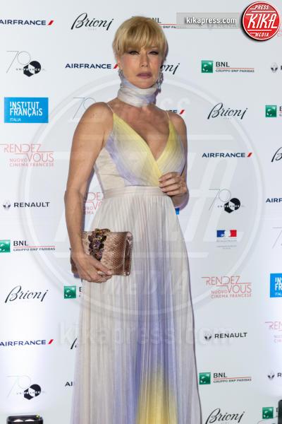 Nancy Brilli - Roma - 03-04-2019 - Parte il Rendez-Vous 2019, la parata di vip sul red carpet