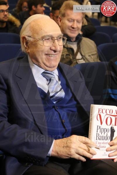 Pippo Baudo - Napoli - 04-04-2019 - Pippo Baudo diventa scrittore e apre Napoli Città Libro