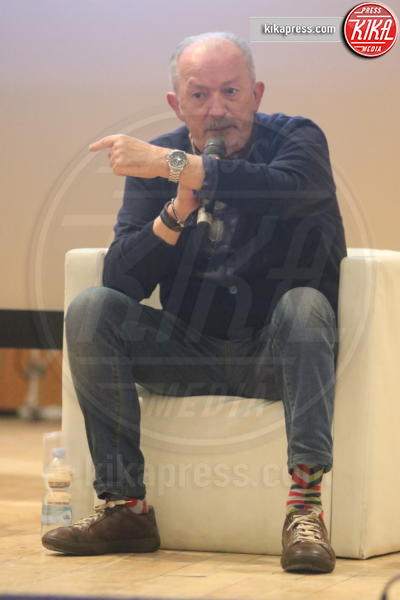 Francesco Pinto - Napoli - 04-04-2019 - Pippo Baudo diventa scrittore e apre Napoli Città Libro