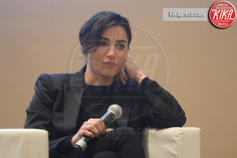 Luisa Ranieri - Napoli - 04-04-2019 - Pippo Baudo diventa scrittore e apre Napoli Città Libro