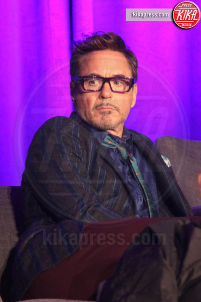 Robert Downey Jr - Hollywood - 07-04-2019 - Avengers: Endgame, la conferenza stampa coi protagonisti