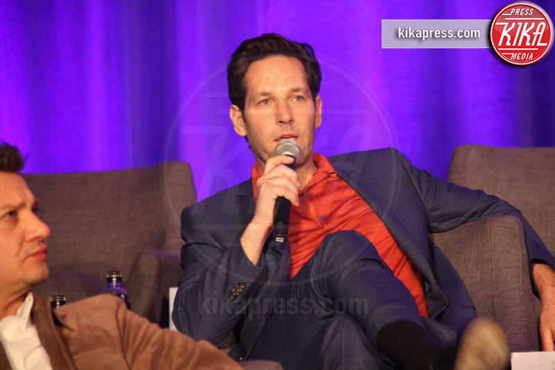 Paul Rudd - Hollywood - 07-04-2019 - Avengers: Endgame, la conferenza stampa coi protagonisti