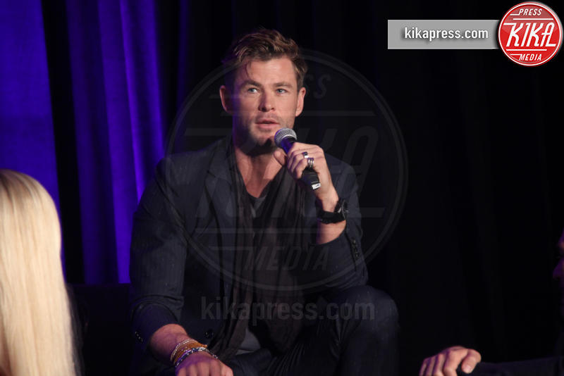 Chris Hemsworth - Hollywood - 07-04-2019 - Avengers: Endgame, la conferenza stampa coi protagonisti
