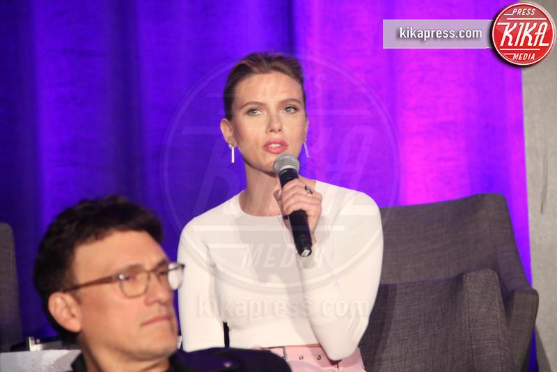 Scarlett Johansson - Hollywood - 07-04-2019 - Scarlett Johansson contro i paparazzi: