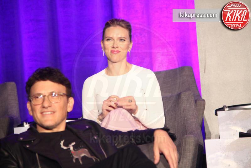 Scarlett Johansson - Hollywood - 07-04-2019 - Avengers: Endgame, la conferenza stampa coi protagonisti