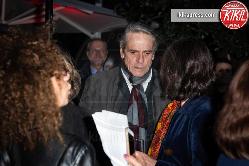 Sinead Cusack, Jeremy Irons - Roma - 09-04-2019 - Jeremy Irons a Roma per i 200 anni del Museo del Prado