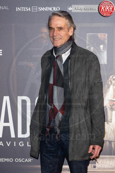 Jeremy Irons - Roma - 09-04-2019 - Jeremy Irons a Roma per i 200 anni del Museo del Prado