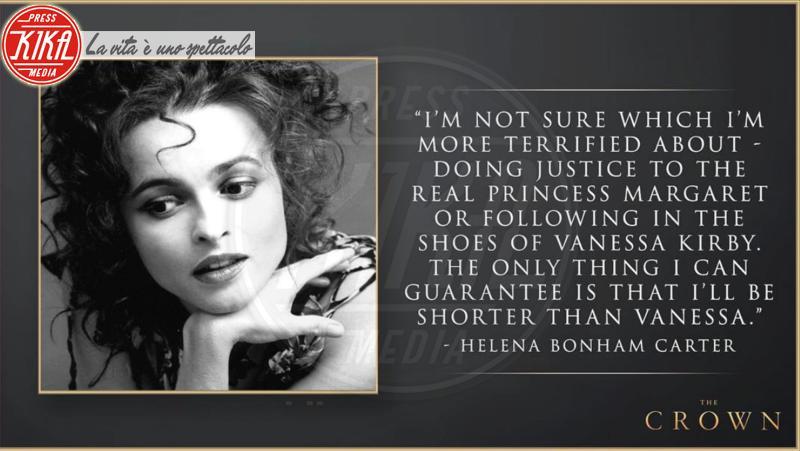 Helena Bonham Carter - 10-04-2019 - Robbie Williams & Co: le star che credono ai fantasmi