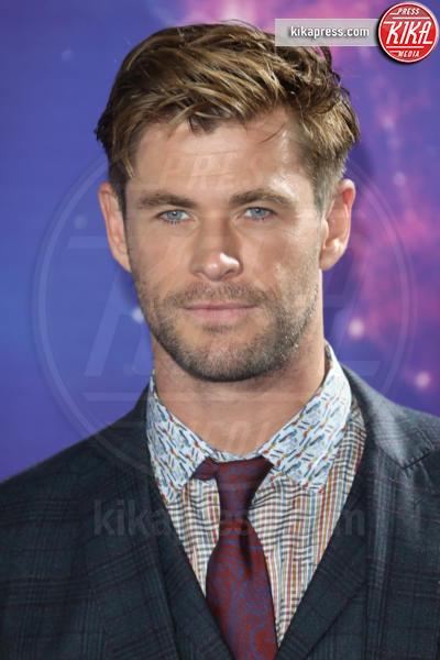 Chris Hemsworth - Londra - 10-04-2019 - Due vestiti in uno, Scarlett Johansson è magnifica