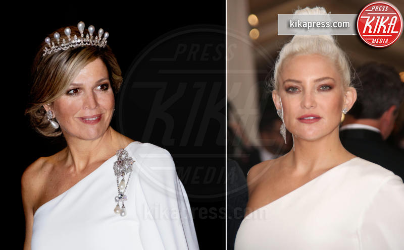 Regina Maxima d'Olanda - 11-04-2019 - Maxima d'Olanda e Kate Hudson, chi lo indossa meglio?