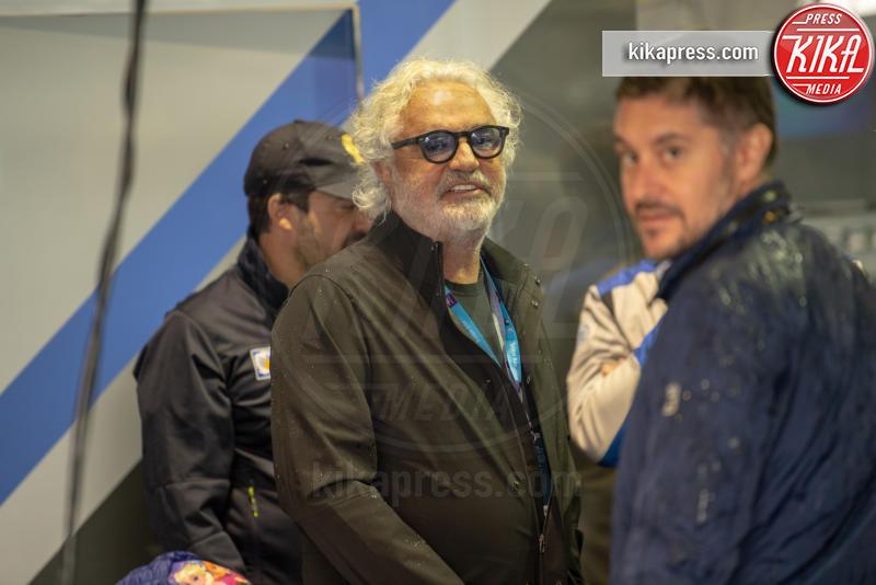 Campionato di Formula E ROma, Flavio Briatore - Roma - 13-04-2019 - Briatore vs Ferragni: