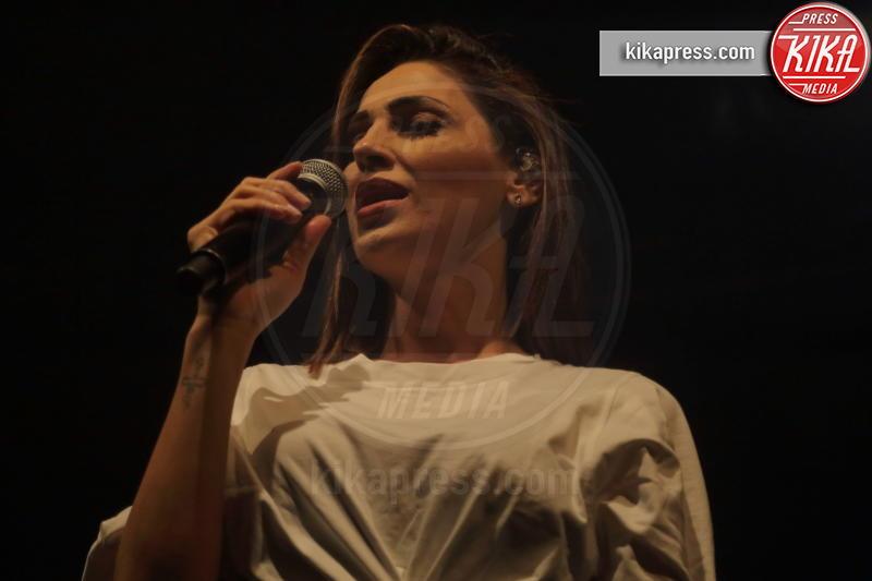 Anna Tatangelo - Torino - 11-04-2019 -  Anna Tatangelo, stop al tour per una tracheite