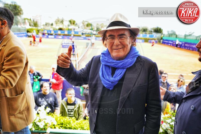 Albano Carrisi, Al Bano - Napoli - 14-04-2019 - Paolo Bonolis e Jimmy Ghione trionfano a Napoli Tennis & Friends