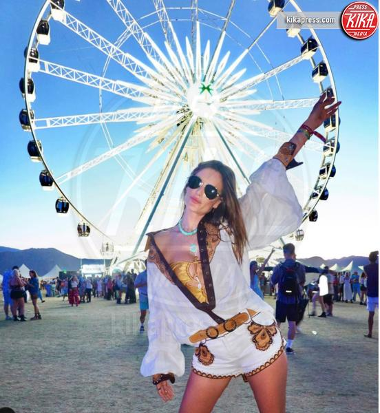 Alessandra Ambrosio - 16-04-2019 - L'influencer italiana alla conquista del Coachella Festival!