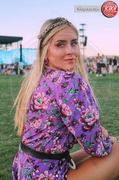 Valentina Ferragni - 16-04-2019 - L'influencer italiana alla conquista del Coachella Festival!