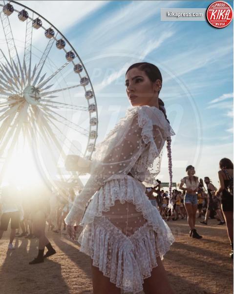 Giulia De Lellis - 16-04-2019 - L'influencer italiana alla conquista del Coachella Festival!