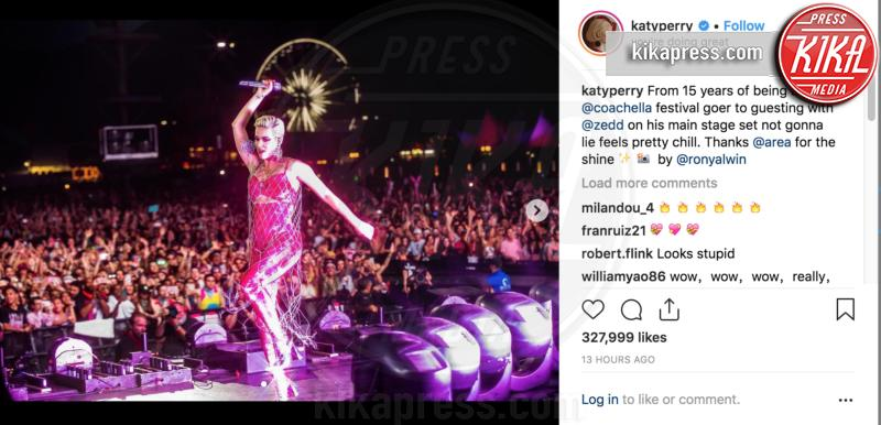 Katy Perry - 16-04-2019 - L'influencer italiana alla conquista del Coachella Festival!