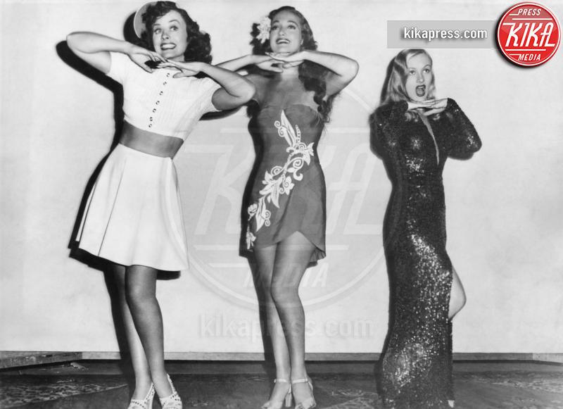 Dorothy Lamour, Paulette Goddard, Veronica Lake - 23-02-2006 - Le star che non sapevi non superassero il metro e 60
