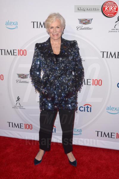 Glenn Close - New York - 24-04-2019 - TIME 100 Gala 2019: Naomi Campbell esalta l'Italia