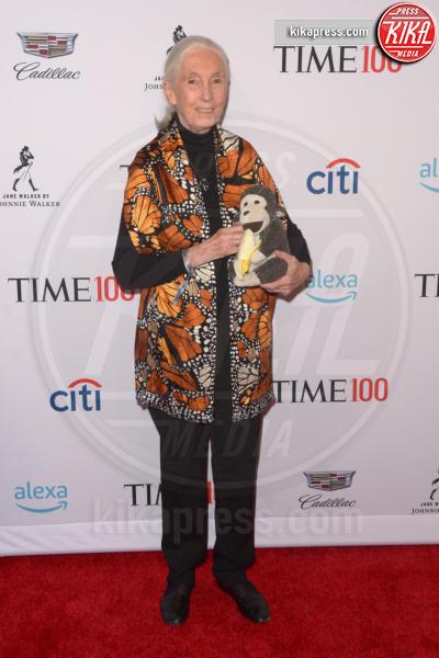 Jane Goodall - New York - 24-04-2019 - TIME 100 Gala 2019: Naomi Campbell esalta l'Italia