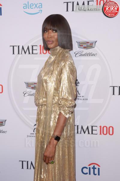 Naomi Campbell - New York - 24-04-2019 - TIME 100 Gala 2019: Naomi Campbell esalta l'Italia