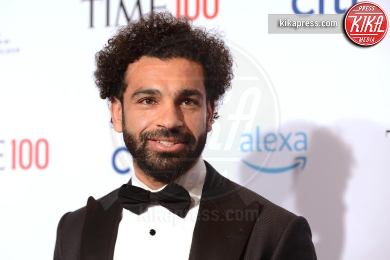Mohamed Salah - New York - 23-04-2019 - TIME 100 Gala 2019: Naomi Campbell esalta l'Italia