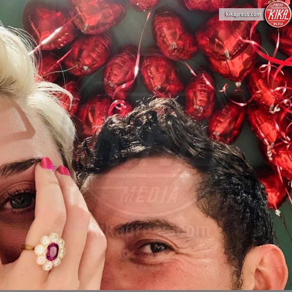 Katy Perry, Orlando Bloom - 15-02-2019 - Belen-De Martino & Co, galeotto fu il ritorno di fiamma...