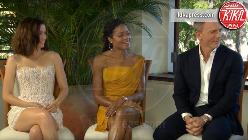 Ana de Armas, Naomie Harris, Daniel Craig - 25-04-2019 - Bond 25, riprese sospese! Ecco spiegato il motivo