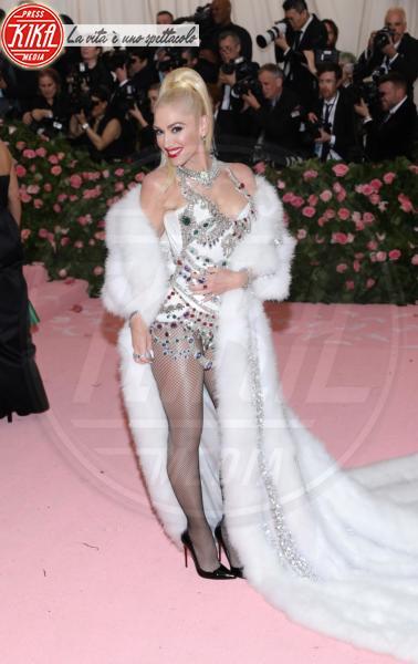 Gwen Stefani - New York - 07-05-2019 - Met Gala 2019: Katy Perry uno chandelier, Dua Lipa una farfalla