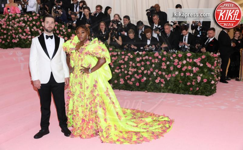 Serena Williams - New York - 07-05-2019 - Met Gala 2019: impareggiabile Lady Gaga, 4 vestiti in uno!