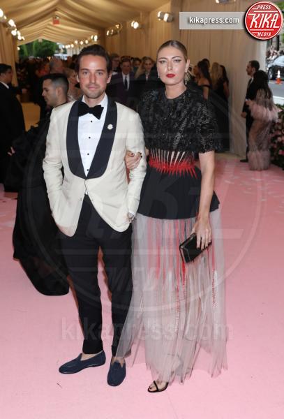 Maria Sharapova - New York - 07-05-2019 - Met Gala 2019: Katy Perry uno chandelier, Dua Lipa una farfalla