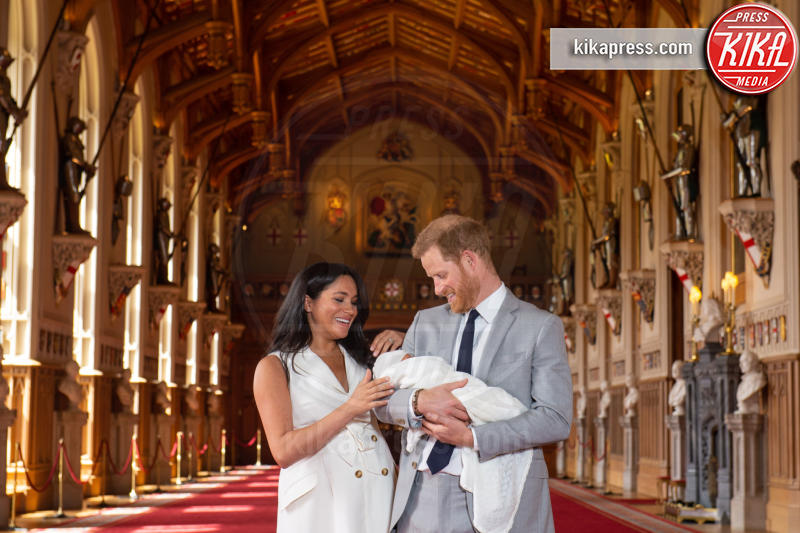 Archie Mountbatten Windsor, Meghan Markle, Principe Harry - Windsor - 08-05-2019 - Addio 2019, le immagini simbolo dell'anno