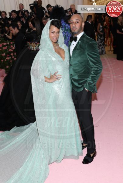 Alicia Keys - New York - 07-05-2019 - Met Gala 2019: Katy Perry uno chandelier, Dua Lipa una farfalla