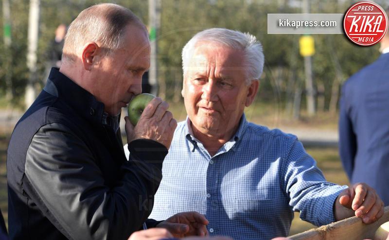 Vladimir Putin - Mosca - 09-10-2018 - Le manie delle star che forse non conoscevate