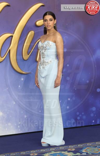 Naomi Scott - Londra - 09-05-2019 - Aladdin, Will Smith e Guy Ritchie aprono il tour a Londra