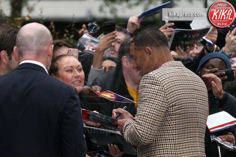 Will Smith - Londra - 09-05-2019 - Aladdin, Will Smith e Guy Ritchie aprono il tour a Londra