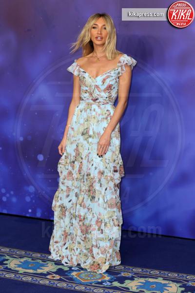 Megan Mckenna - Londra - 09-05-2019 - Aladdin, Will Smith e Guy Ritchie aprono il tour a Londra