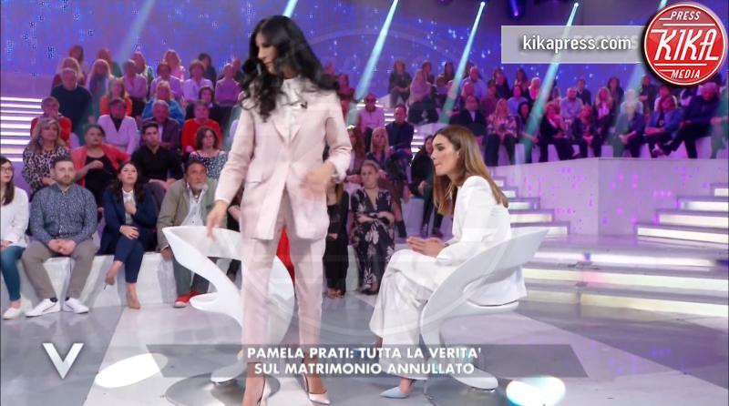 Silvia Toffanin, Pamela Prati - Milano - 11-05-2019 - Nozze Pamela Prati, fu una truffa? Ecco chi accusa la showgirl